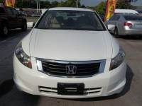 2008 Honda Accord LX 4dr Sedan 5A