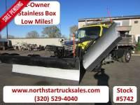 Used 2007 Freightliner M2 Dump Plow Truck with Sander
