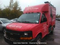2005 Chevrolet Express Cutaway 3500 2dr Commercial/Cutaway/Chassis 139-177 in. WB