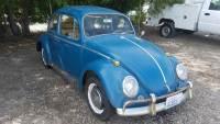 1966 Volkswagen Beetle BUG