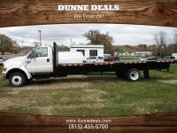 2006 Ford F-650 Super Duty 4X2 2dr Regular Cab