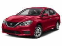 Used 2019 Nissan Sentra S Sedan