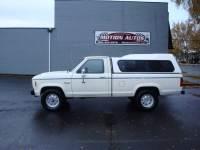1985 Ford Ranger REG CAB 4X4 LONGBOX 4-CYL 5-SPEED PS CANOPY