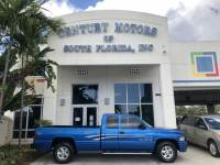 2000 Dodge Ram 1500 Long Bed 5.9L V8 LOW MILES Clean CarFax