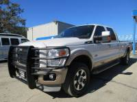 2011 Ford F-250 Super Duty 4x4 King Ranch 4dr Crew Cab 8 ft. LB Pickup