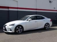 Used 2018 LEXUS IS 300 For Sale at Huber Automotive | VIN: JTHC81D26J5030081