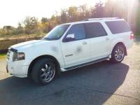 2007 Ford Expedition EL Limited 4dr SUV 4x4