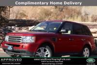 Used 2006 Land Rover Range Rover Sport HSE SUV in Glenwood Springs