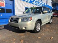 2006 Subaru Forester AWD 2.5 X Premium Package 4dr Wagon 4A