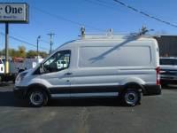 2015 Ford Transit Cargo 150 3dr SWB Medium Roof Cargo Van w/Sliding Passenger Side Door
