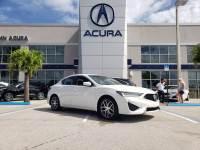 Certified 2019 Acura ILX Technology Package Sedan in Fort Pierce FL