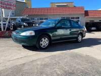 2000 Honda Civic EX 2dr Coupe