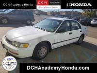 1996 Honda Accord Sedan DX