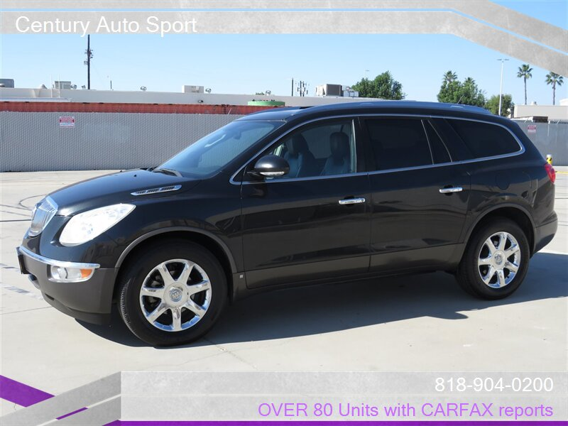 Photo 2010 Buick Enclave CXL w3Rd row seat Loaded