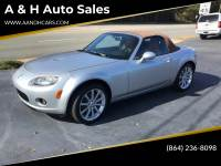 2006 Mazda MX-5 Miata Grand Touring 2dr Convertible