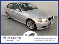 2011 BMW 3 Series 328i 4dr Sedan SULEV