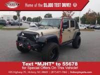 Used 2016 Jeep Wrangler Unlimited Sport SUV