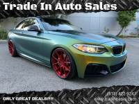 2016 BMW 2 Series M235i 2dr Coupe