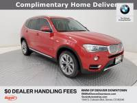 Certified Used 2017 BMW X3 in Denver, CO