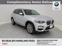 Certified Used 2019 BMW X3 in Denver, CO