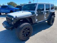 Used 2016 Jeep Wrangler Unlimited BLACK BEAR CUSTOM LIFTED DUAL TOP ARMOR OCD