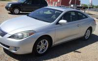 2008 Toyota Camry Solara SLE 2dr Coupe 5A