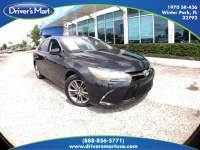 Used 2015 Toyota Camry SE For Sale in Orlando, FL (With Photos) | Vin: 4T1BF1FK7FU492920