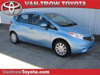 Used 2014 Nissan Versa Note S Plus Hatchback