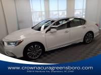 Certified 2020 Acura RLX w/Technology Pkg in Greensboro NC