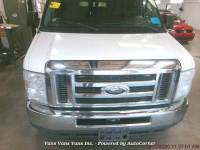 2012 Ford E-Series Wagon XLT E-350 XLT Super Duty Extended 4-Speed Automati