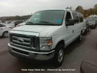 2012 Ford E-Series Wagon XLT Econoline Super Duty 15 Pass Wagon