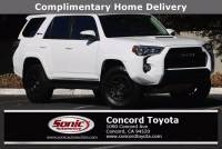 2016 Toyota 4Runner TRD Pro SUV in Concord