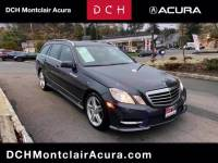 2013 Mercedes-Benz E-Class E 350 Luxury Wagon