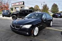 2012 BMW 7 Series AWD 750i xDrive 4dr Sedan