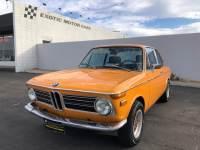 1970 BMW 2002 5 Speed