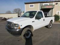 Used 2002 Ford F-250 4x4 Reg Cab Long box Pickup