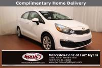 Pre-Owned 2016 Kia Rio LX in Fort Myers