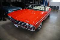 1969 Chevrolet Chevelle Custom LT1 6 spd manual Convertible
