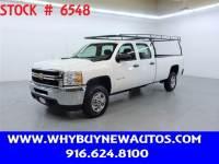 2012 Chevrolet Silverado 2500HD ~ Crew Cab ~ Only 57K Miles!