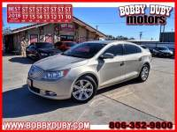 2012 Buick LaCrosse Leather - Buick dealer in Amarillo TX – Used Buick dealership serving Dumas Lubbock Plainview Pampa TX
