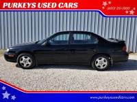 2002 Chevrolet Malibu LS 4dr Sedan