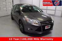Used 2014 Ford Focus For Sale at Duncan Hyundai | VIN: 1FADP3F28EL222577