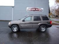 1999 Jeep Grand Cherokee LIMITED 4X4 SMALL V8 AUTO LEATHER 134K MILES