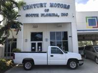 2006 Chevrolet Silverado 1500 Work Truck 8ft Long Bed A/C Cruise Cloth Seats