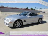 2007 Mercedes-Benz SL 550 Low Miles