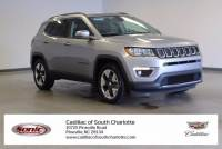 Pre-Owned 2019 Jeep Compass Limited FWD