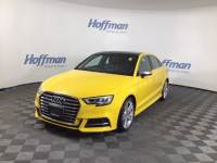 Certified 2017 Audi S3 For Sale Near Hartford Serving Avon, Farmington and West Simsbury