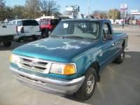 1996 Ford Ranger 2dr XLT Standard Cab LB