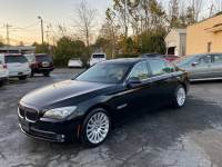 2011 BMW 7 Series AWD 750Li xDrive 4dr Sedan