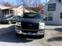 2005 Ford F-150 4dr SuperCab XLT 4WD Styleside 5.5 ft. SB